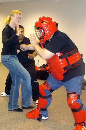 Martial Arts International - Women M.U.S.T Defense