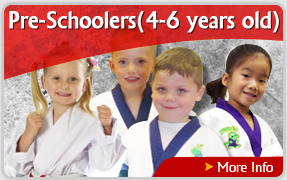Martial Arts International - Ages 4-6 Lil Dragons