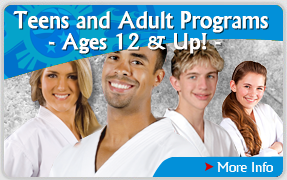 Martial Arts International - Ages 12, Teens & Adults
